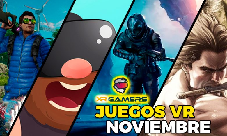 Photo of XR Gamers – Noviembre 2020