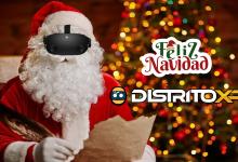 Photo of DistritoXR os desea ¡Feliz Navidad!