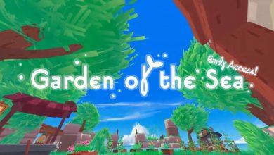 Photo of Garden of the Sea
