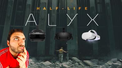 Photo of Elige tu visor para jugar a Half Life: Alyx
