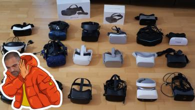 Photo of Jugon virtual pone a la venta su colección de visores de VR