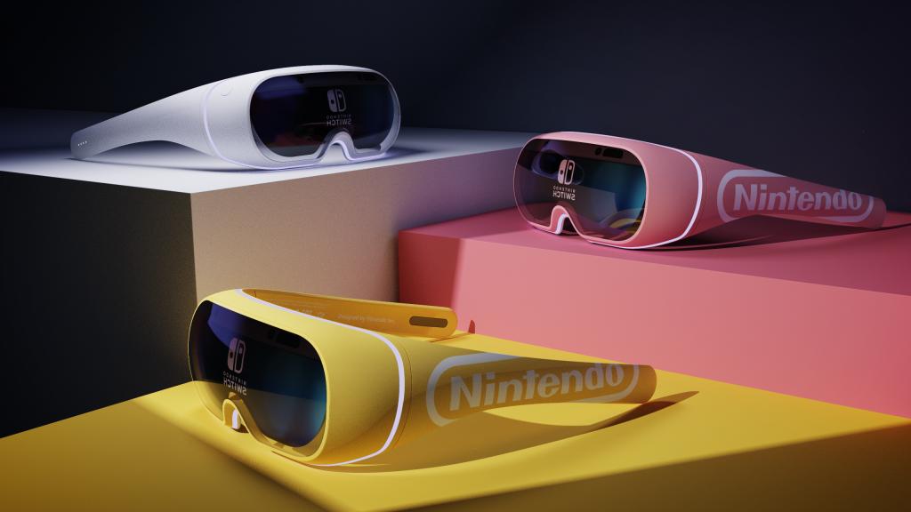 Nintendo AR Glasses