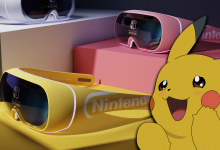 Photo of Nintendo AR Glasses: Un sueño húmedo de la mano de James Tsai