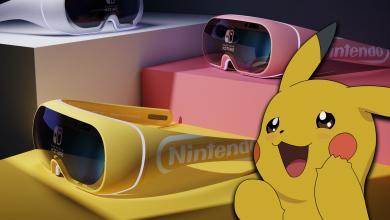 Photo of Nintendo AR Glasses: Un sueño húmedo de la mano de James Tsai