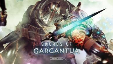Photo of Swords of Gargantua