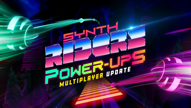 "Photo of Synth Riders se actualiza con ""Power-Ups"""