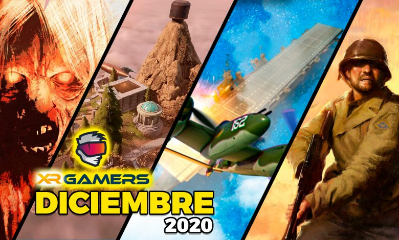 Photo of XR Gamers – Diciembre 2020
