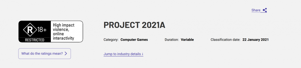 PROJECT 2021A