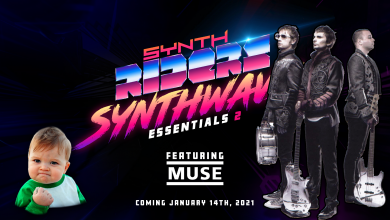 Photo of La música de MUSE llega a Synth Riders
