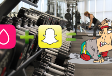 Photo of Sweat llega a Snapchat en realidad aumentada