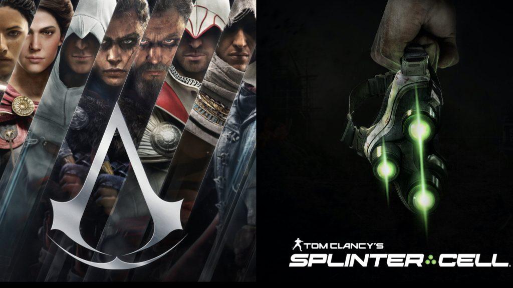 Splinter Cell Assassins Creed VR
