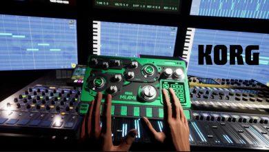 Photo of Korg muestra su aplicación VR de creación musical