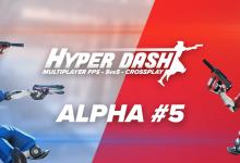 Photo of Hyper Dash llega este mes a la tienda oficial de Oculus.