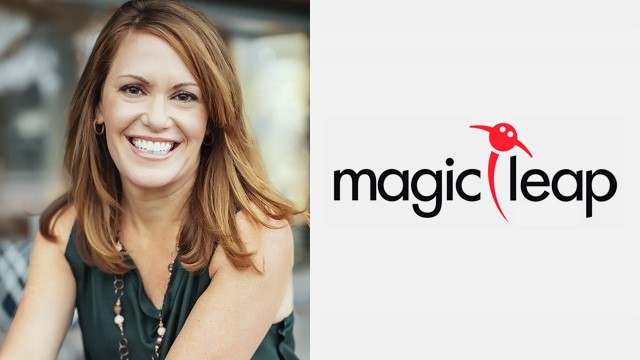 Magic Leap, Peggy Johnson