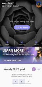 Análisis para PSVR de Tripp