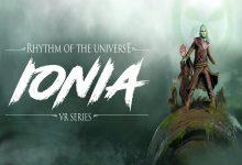 Photo of Se avecina un juegazo para VR: Rhythm of the Universe: Ionia
