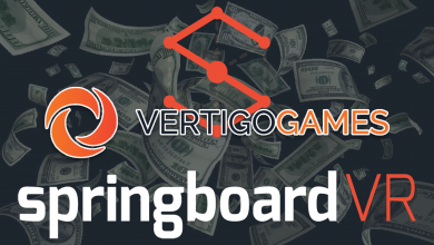 Photo of Vertigo Games compra a la plataforma arcade SpringboardVR