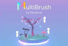 Photo of MultiBrush, el clásico Tilt Brush, ahora con multijugador.