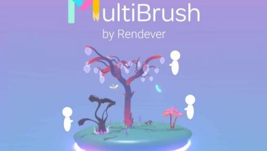 Photo of MultiBrush, el clásico Tilt Brush, ahora con multijugador.