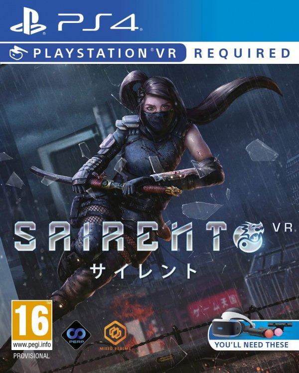 Sairento VR PSVR Cover
