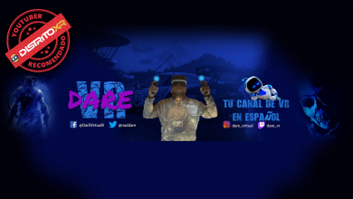 Photo of Amigos DXR: DARE VR
