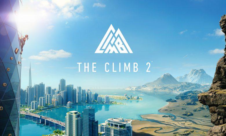 The Climb Oculus Quest