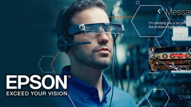Photo of Epson Moverio nos trae dos nuevos visores de AR
