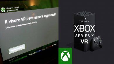 Photo of Xbox One Series X/S: Error podría haber filtrado soporte para VR