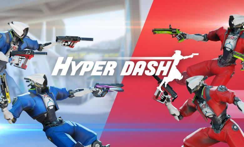 Análisis Hyper Dash para oculus quest
