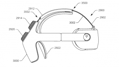Photo of Una nueva patente presentada por Valve nos enseña un posible Index inálambrico.