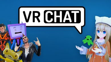 Photo of VRChat