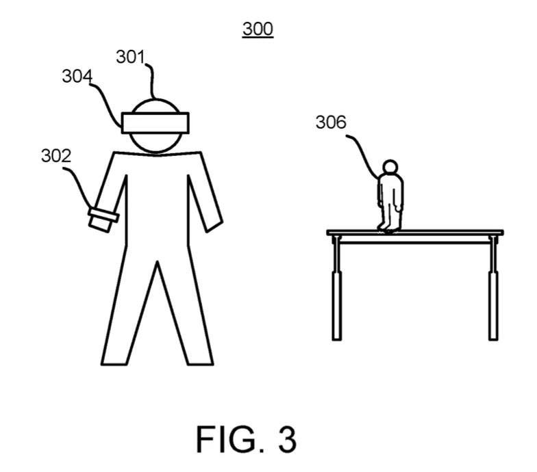 Disney skin patent