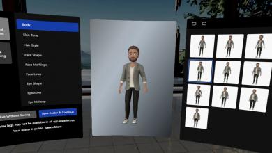 Photo of Oculus lanza sus nuevos avatares en VR.