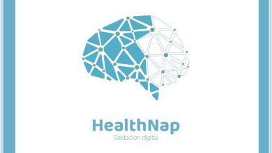 Photo of HealthNap. Sedación digital.