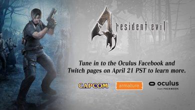 Photo of Resident Evil 4 VR llegará a Oculus Quest 2