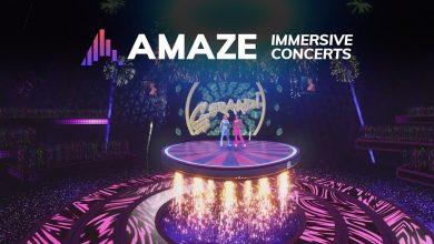 Photo of AmazeVR trae tus conciertos al salón de tu casa en VR.