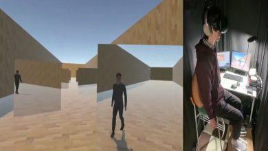 Photo of Consiguen reproducir la sensacion real de caminar en VR
