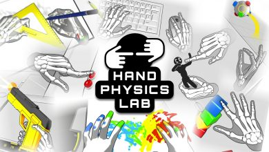 Photo of Hand Physics Lab