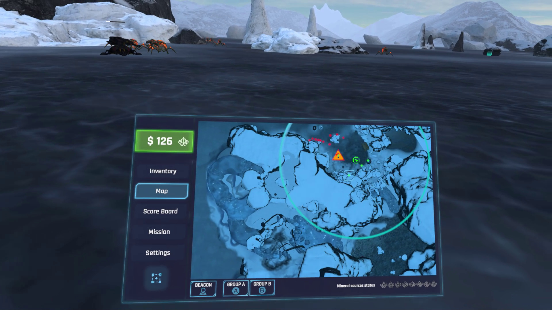 Guardians VR para PCVR