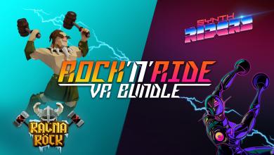 Photo of Rock'n'Ride VR Rhythm Bundle, llega el pack de Ragnarock y Synth Riders