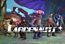 Photo of Anunciado Larcenauts: el nuevo trabajo de Impulse Gear