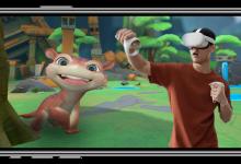 Photo of Notificaciones del móvil, videos en realidad mixta y explorador de archivos en la v29 de Oculus Quest