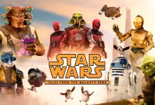 Photo of Star Wars: Tales from the Galaxy´s Edge
