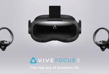 Photo of HTC presenta dos visores VR en la Vivecon 2021.