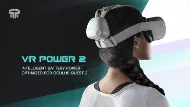 Photo of VR Power 2 promete alargar la duración de la batería unas cuantas horas.
