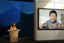 Photo of Holo-Podium transforma tus llamadas de video en hologramas