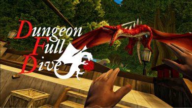 Photo of Dungeon Full Dive termina su campaña Kickstarter con un rotundo éxito.