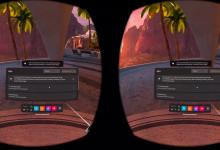 Photo of ¿Posible rediseño de la barra de herramientas de  Oculus Quest a la vista?