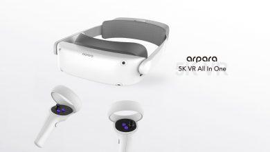 Photo of Arpara presenta dos nuevos visores de realidad virtual 5K