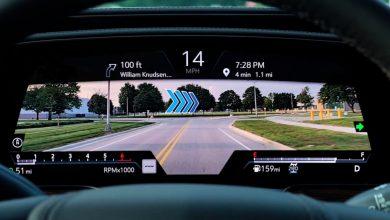 Photo of Cadillac presenta su sistema de navegación con tecnología AR.